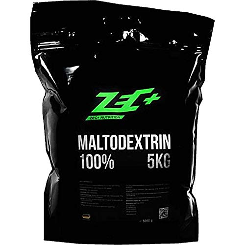 ZEC+ Maltodextrin Pulver, Kohlenhydrathe-Pulver, Supplement für Bodybuilding & Krafttraining, Made in Germany, Geschmack Neutral 5000 g